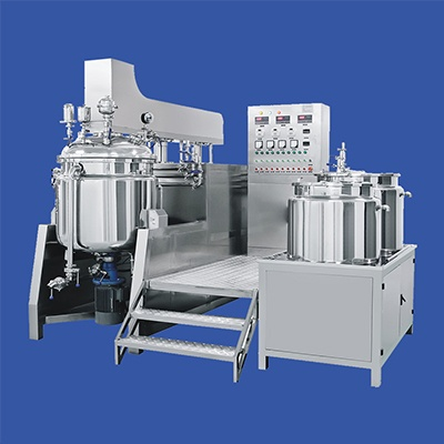 Emulsifying machinery series