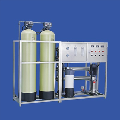 RO osmosis water treatment